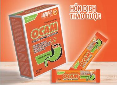 Gói uống dạ dày thảo dược OCAM
