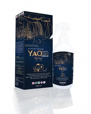 Xịt tắm khô thảo dược YAOCARE MEDIC SPRAY